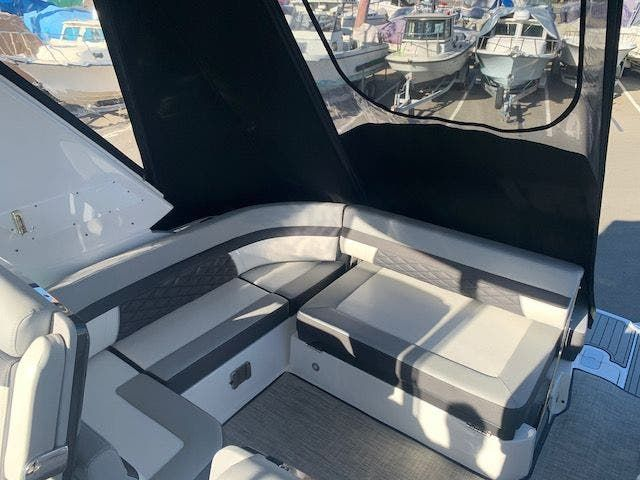 2020 Monterey boat for sale, model of the boat is 335 SY & Image # 2 of 67