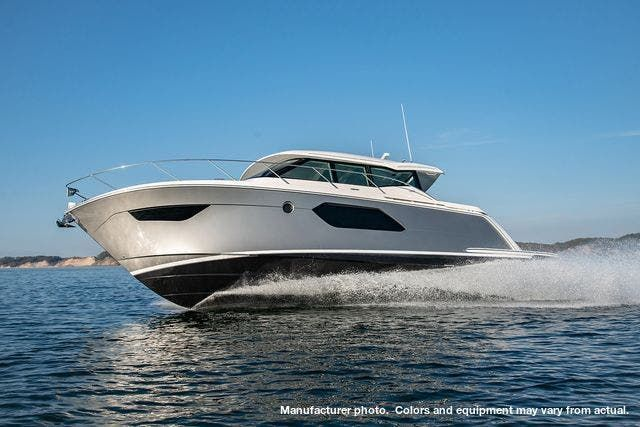2021 Tiara Yachts boat for sale, model of the boat is 49Coupe & Image # 1 of 17