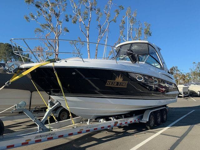 2020 Monterey boat for sale, model of the boat is 335 SY & Image # 1 of 67