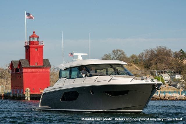 2021 Tiara Yachts boat for sale, model of the boat is 49Coupe & Image # 2 of 17