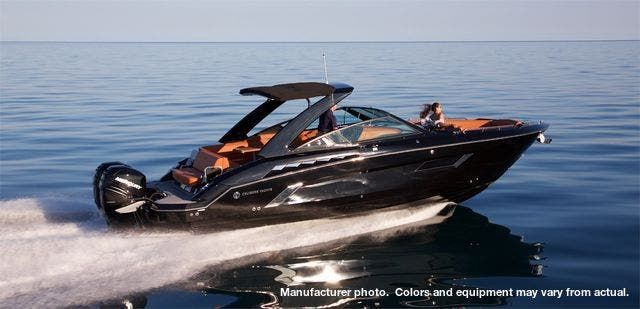 2021 Cruisers Yachts boat for sale, model of the boat is 338CX OB & Image # 1 of 12
