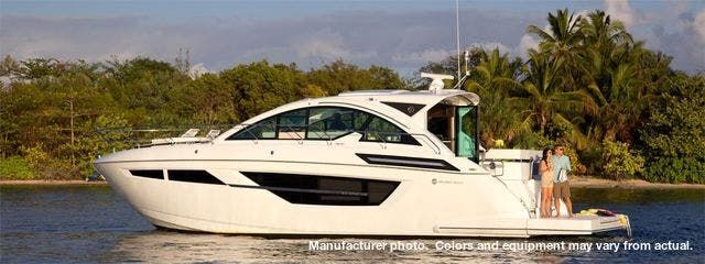 2021 Cruisers Yachts boat for sale, model of the boat is 50CANTIUS & Image # 1 of 18