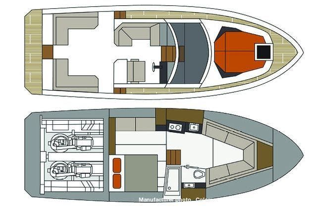2021 Cruisers Yachts boat for sale, model of the boat is 390EXPRESSCOUPE & Image # 2 of 20