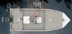 2008 Crestliner boat for sale, model of the boat is CXJ 2070 & Image # 1 of 14