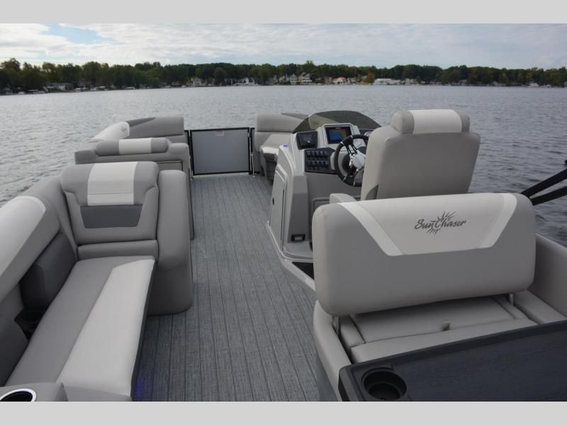 2022 SunChaser boat for sale, model of the boat is Eclipse 8525 SSB & Image # 2 of 6