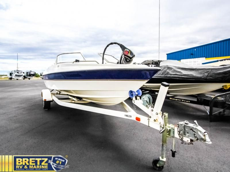 2003 Bayliner boat for sale, model of the boat is BAYLINER 192 & Image # 1 of 16