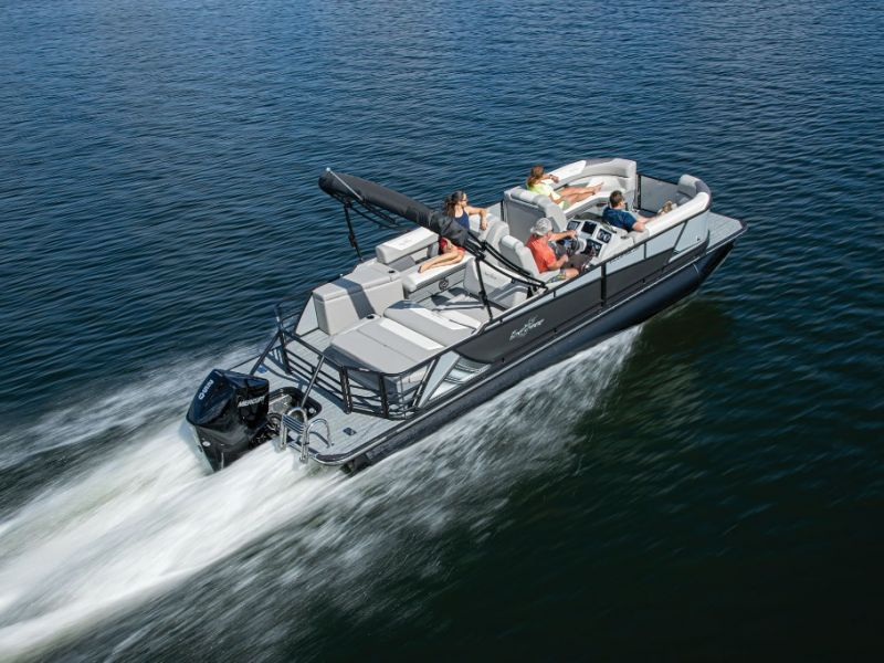 2022 SunChaser boat for sale, model of the boat is Eclipse 8525 SSB & Image # 1 of 6