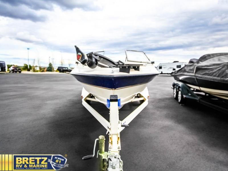 2003 Bayliner boat for sale, model of the boat is BAYLINER 192 & Image # 2 of 16