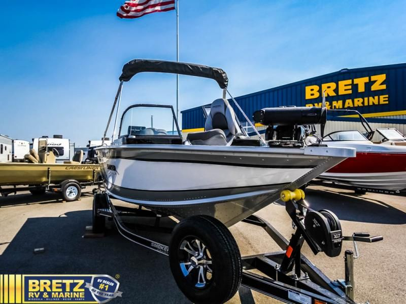 2021 Smoker Craft boat for sale, model of the boat is Ultima 182 & Image # 4 of 16