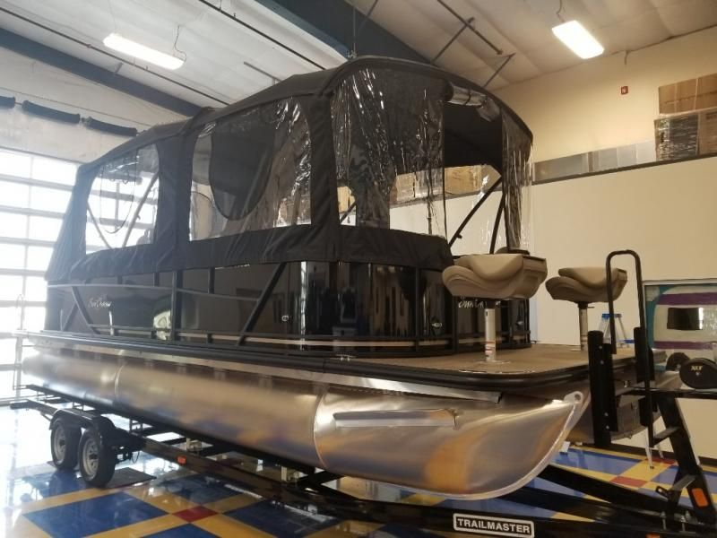 2021 SunChaser boat for sale, model of the boat is Geneva Voyager 24 LR DH & Image # 1 of 24