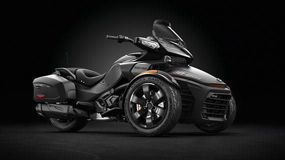For Sale: 2016 Can-am Atv Spyder F3 Ltd ft<br/>Energy Powersports