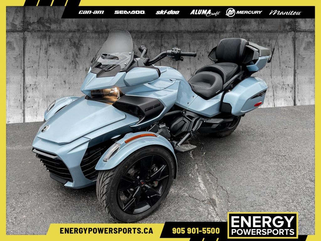 For Sale: 2021 Can-am Atv Spyder F3 Ltd ft<br/>Energy Powersports