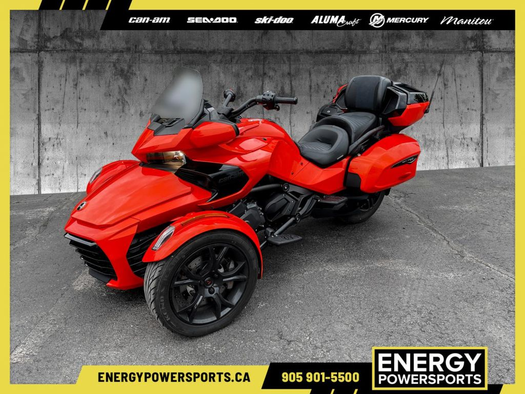 For Sale: 2020 Can-am Atv Spyder F3 Ltd ft<br/>Energy Powersports
