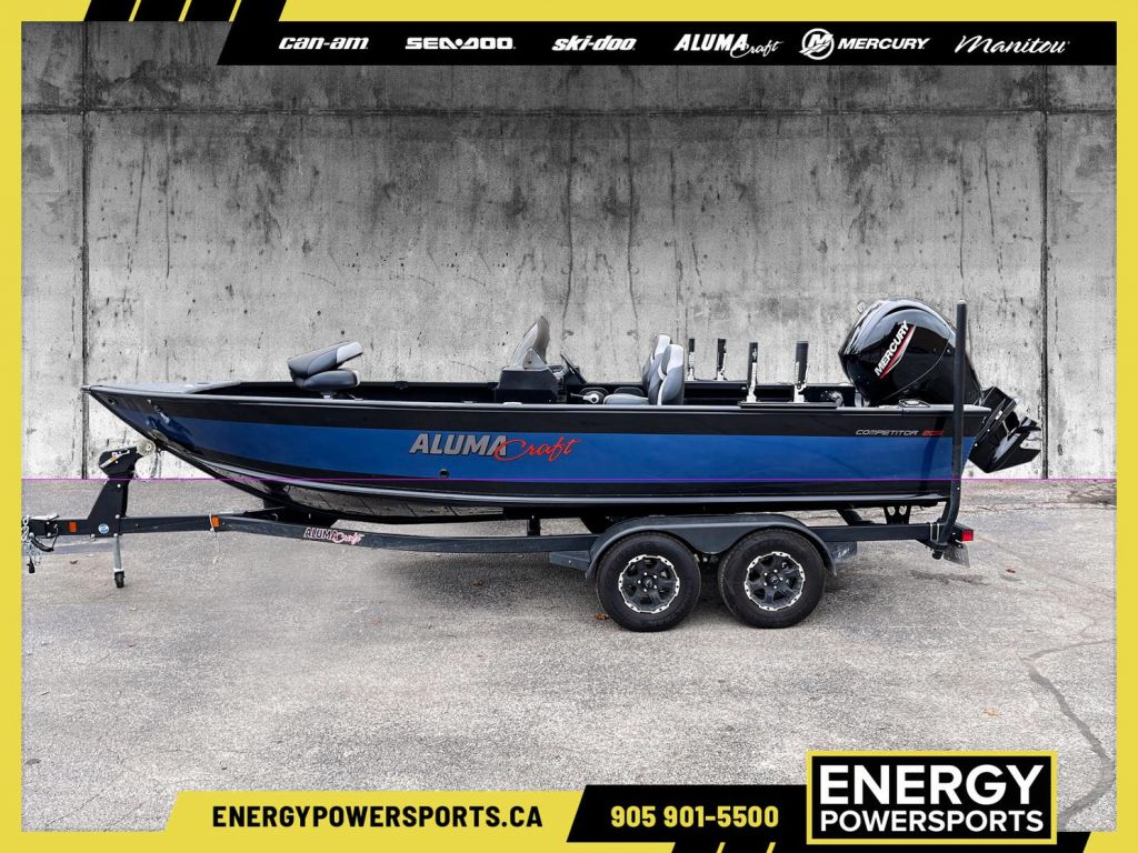 2021 Alumacraft boat for sale, model of the boat is Alumacraft Competitor 205 Sport & Image # 2 of 14