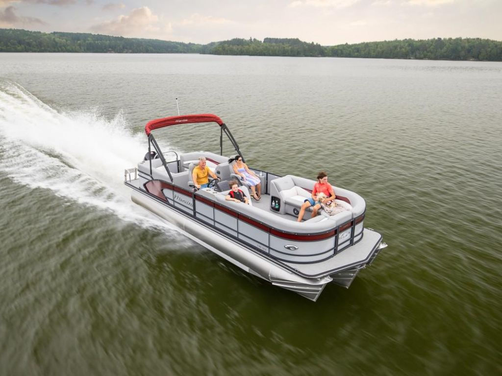 For Sale: 2021 Manitou Pontoon Encore ft<br/>Energy Powersports