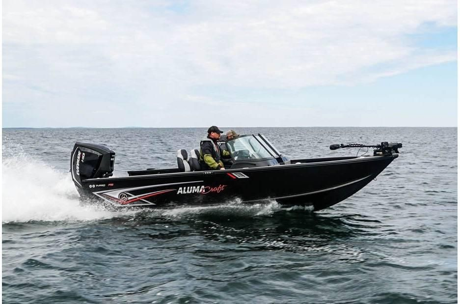 2021 Alumacraft boat for sale, model of the boat is Tournament Pro 195 & Image # 2 of 6