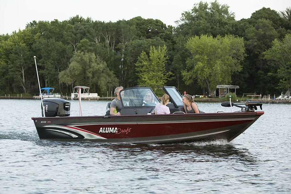2021 Alumacraft boat for sale, model of the boat is Tournament Pro 185 & Image # 2 of 4