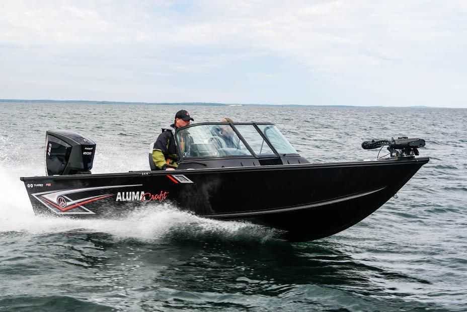 2021 Alumacraft boat for sale, model of the boat is Tournament Pro 185 & Image # 1 of 4