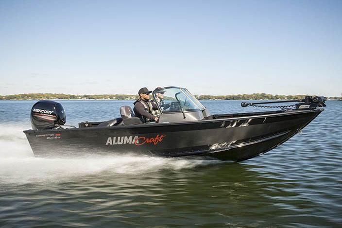 2021 Alumacraft boat for sale, model of the boat is Build Your 2021 Competitor 185 Sport & Image # 2 of 3
