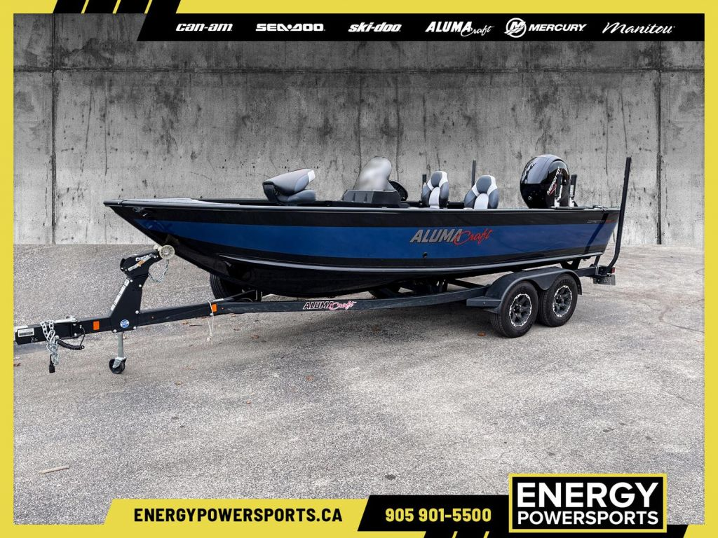 For Sale: 2021 Alumacraft Competitor 205 Sport ft<br/>Energy Powersports