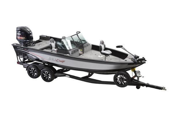 2021 Alumacraft boat for sale, model of the boat is Alumacraft Competitor 205 Sport & Image # 2 of 8