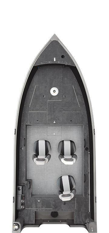 2021 Alumacraft boat for sale, model of the boat is Alumacraft Competitor 165 Tiller & Image # 2 of 3