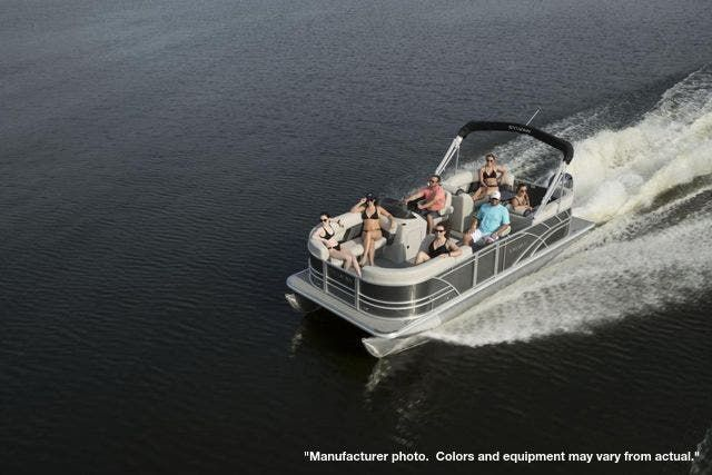 2022 Sylvan boat for sale, model of the boat is 8522MirageLZ & Image # 1 of 17