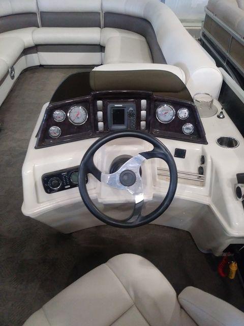 2011 Premier Pontoons boat for sale, model of the boat is 250 SUNSATION & Image # 2 of 10
