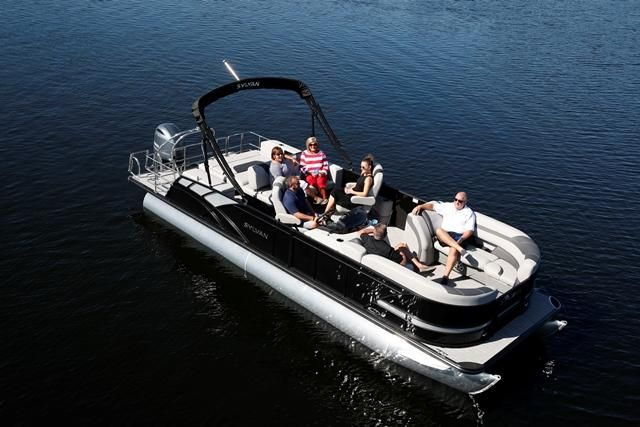 2020 Sylvan boat for sale, model of the boat is L5DLZ & Image # 2 of 3