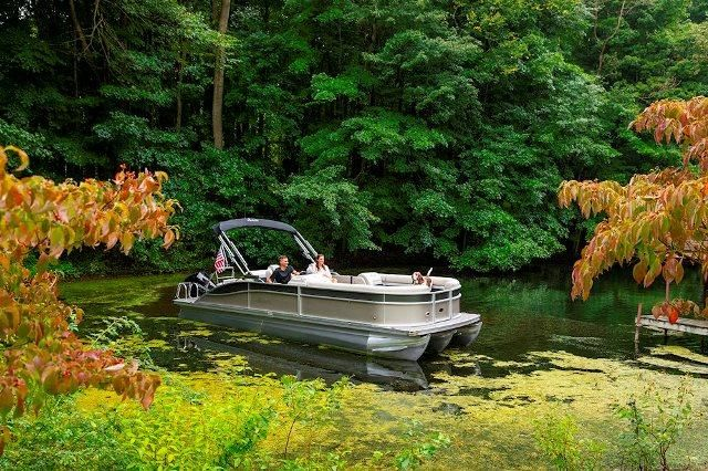 2020 Barletta boat for sale, model of the boat is C22UCTT & Image # 2 of 15