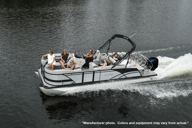 2022 Sylvan boat for sale, model of the boat is L3DLZBar & Image # 1 of 8