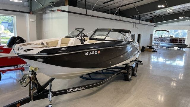 2017 Scarab boat for sale, model of the boat is 255PLATINUMSE & Image # 1 of 10