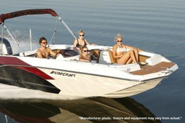 2022 Starcraft boat for sale, model of the boat is 211SVX/OB & Image # 1 of 8