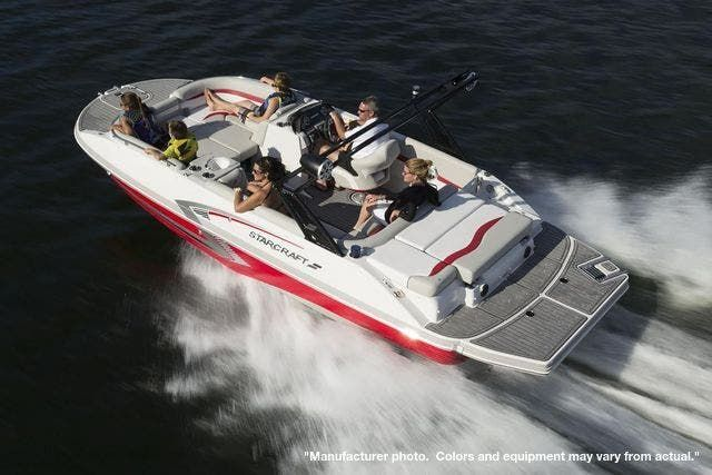 2022 Starcraft boat for sale, model of the boat is 221STARSTEP/EIO & Image # 1 of 13