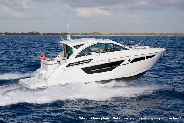 2020 Cruisers Yachts boat for sale, model of the boat is 50CANTIUS & Image # 1 of 13