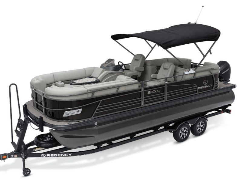 2021 Regency boat for sale, model of the boat is Party Barge 230 LE3 & Image # 1 of 6