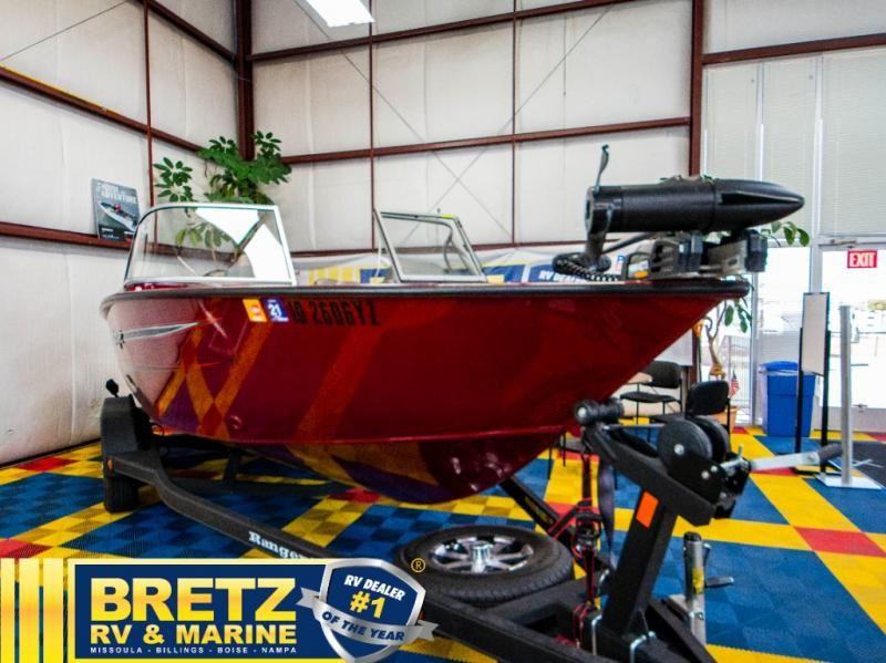 2019 Ranger Boats boat for sale, model of the boat is RANGER VX1888 & Image # 1 of 23
