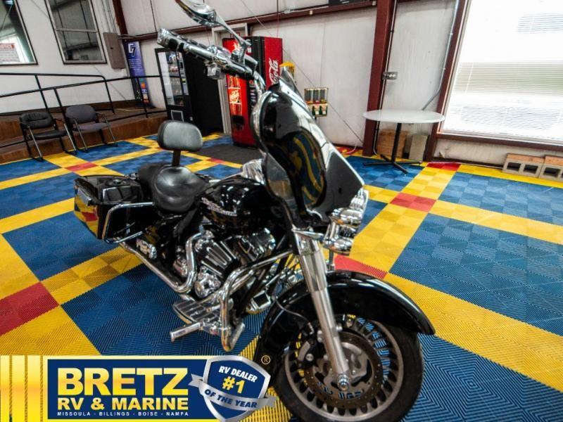 2009 Harley-Davidson boat for sale, model of the boat is Street Glide & Image # 2 of 15