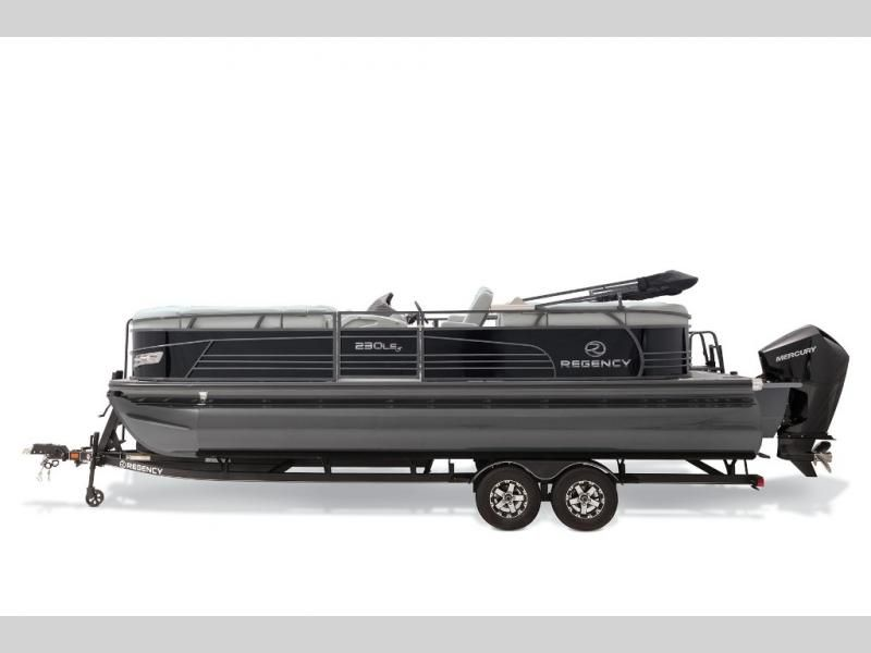2021 Regency boat for sale, model of the boat is Party Barge 230 LE3 & Image # 2 of 6