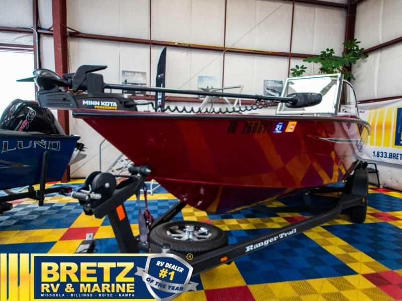 2019 Ranger Boats boat for sale, model of the boat is RANGER VX1888 & Image # 2 of 23