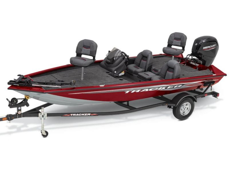 2021 Tracker Boats boat for sale, model of the boat is Pro Team 175 TXW & Image # 1 of 6