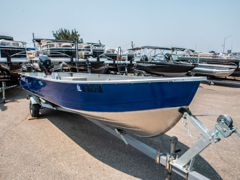2021 MirroCraft boat for sale, model of the boat is Outfitter 4656 & Image # 2 of 15