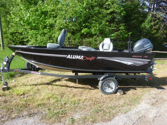 For Sale: 2019 Alumacraft Escape 145 0ft<br/>Walsten Marine