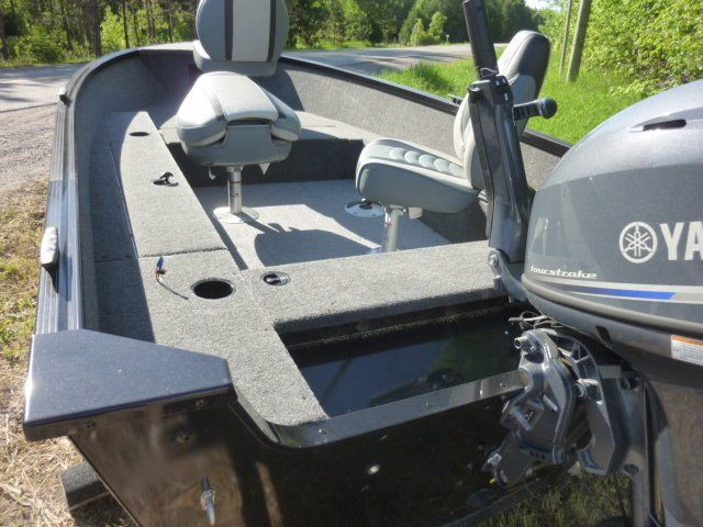 2019 Alumacraft boat for sale, model of the boat is Escape 145 & Image # 3 of 12