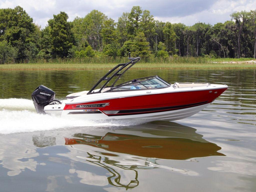 For Sale: 2021 Monterey 215ss 0ft<br/>Walsten Marine