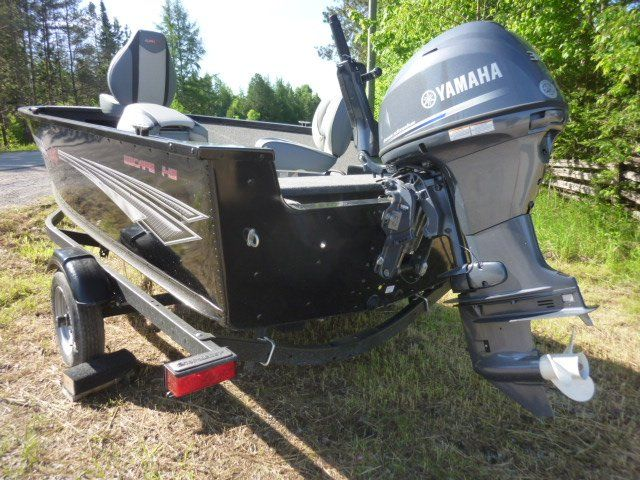 2019 Alumacraft boat for sale, model of the boat is Escape 145 & Image # 2 of 12