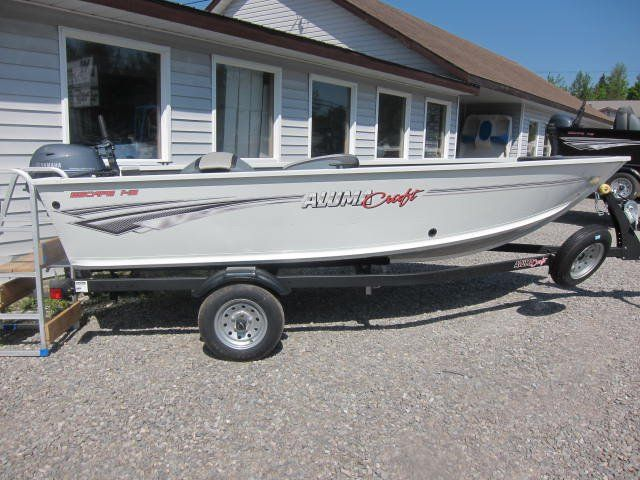 2020 Alumacraft boat for sale, model of the boat is Escape 145 & Image # 1 of 12