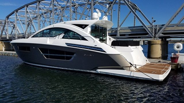 2018 Cruisers Yachts boat for sale, model of the boat is 60 Cantius & Image # 1 of 2