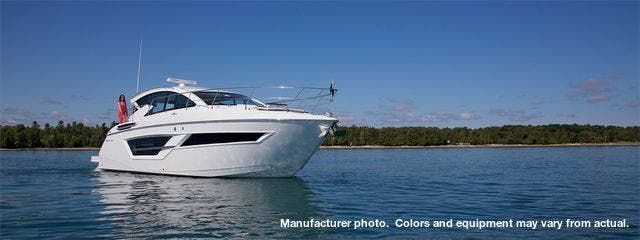 2021 Cruisers Yachts boat for sale, model of the boat is 46CANTIUS & Image # 2 of 13