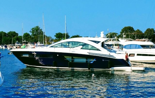 2017 Cruisers Yachts boat for sale, model of the boat is 60 Cantius & Image # 1 of 2